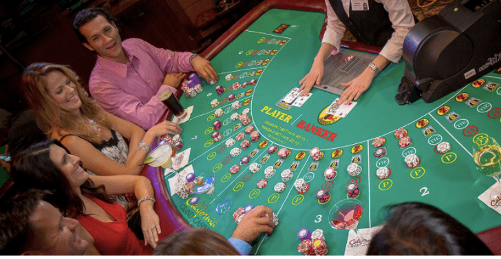 Football Betting and The Relation of Baccarat within it